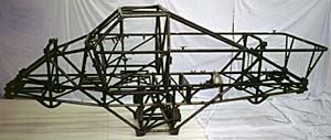 Dan Patrick - Patrick Enterprises Custom Monster Truck Chassis, Fabrication, Construction