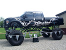 Mc Shane Monster Truck