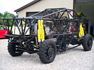 Patrick Enterprises Monster Truck Chassis