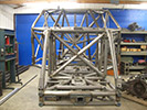 New PEI Monster Truck Chassis for Donald Epidendio
