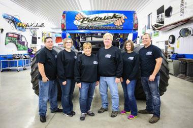 Patrick Enterprises - PEI Monster Truck Chassis Construction Builder