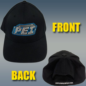 PEI Embroidered Adult Hat
