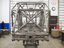 PEI Built Monster Truck Chassis For Rod Wood