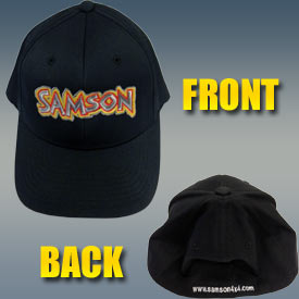 SAMSON Embroidered Adult Hat