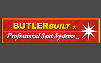 Butler Built Professional Seat System