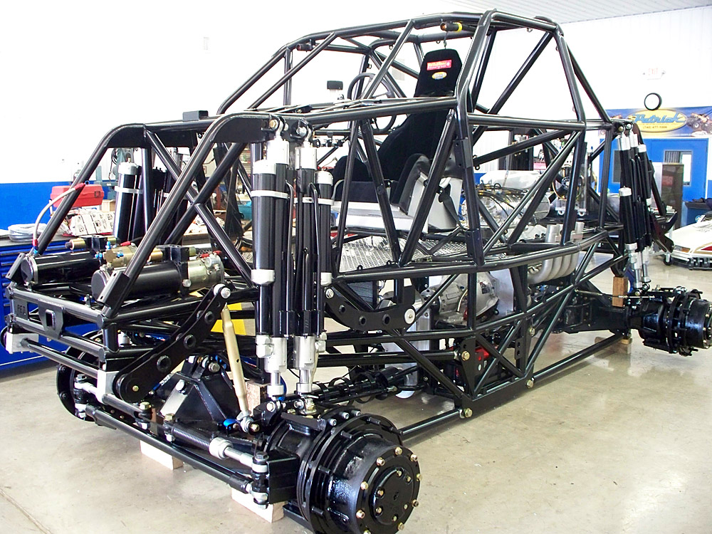 racing chassis and suspension design pdf