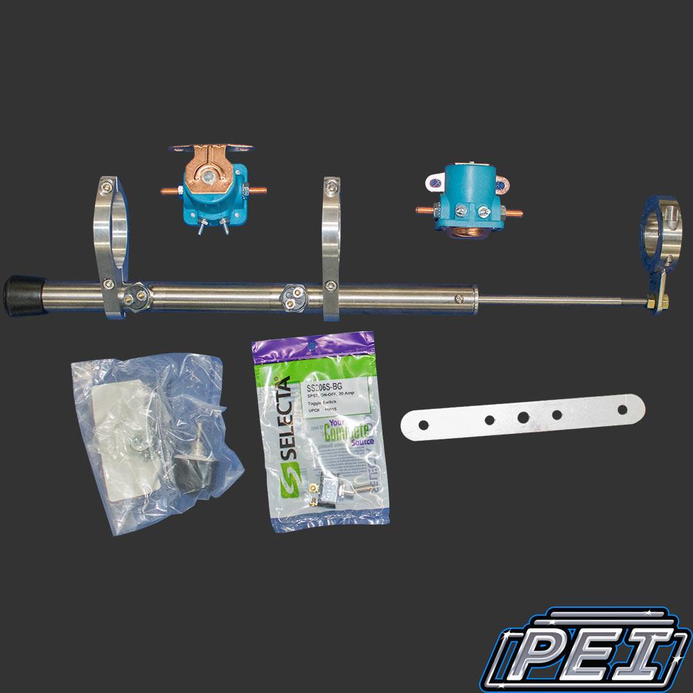 PEI Cylinder Style Rear Steer Kit