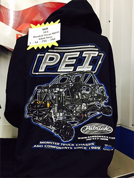 PEI Hooded Sweatshirt