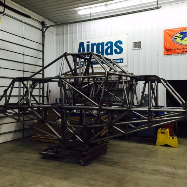 JR McNeal - PEI Chassis