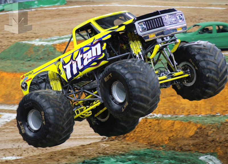 Titan Monster Truck 2015 - PEI - Patrick Enterprises Inc