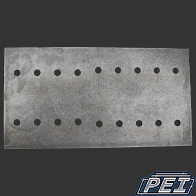Accelerator or Brake Mounting Plate