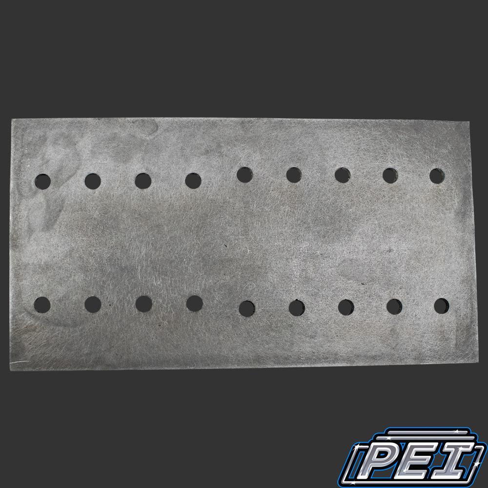 Accelerator or Brake Mounting Plate
