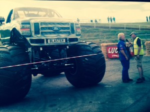 Santa Pod, Wellingsborough England w Russ