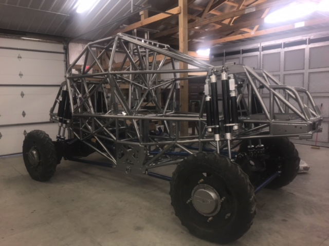 PEI Chassis - Zane Rettew - Stinger Unleashed